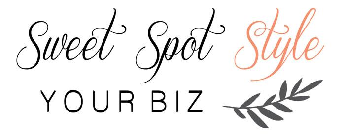 Sweet Spot Style Your Biz